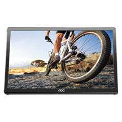 "AOC USB Powered LCD Monitor,16"""