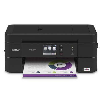 Brother MFC-J690DW Wireless Color Inkjet All-in-One Printer, Copy/Fax/Print/Scan