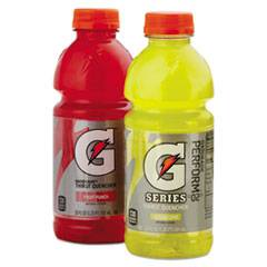 Gatorade G-Series Perform 02 Thirst Quencher Fruit Punch, 20 oz Bottle, 24/Carton