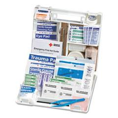 First Aid Only Sports First Aid Kit for 10 People, 71 Pieces/Kit