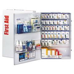 First Aid Only ANSI SmartComp Foodservice First Aid Station w/Meds, 200 People, 1687 Pieces