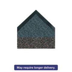 Crown Cross-Over Indoor/Outdoor Wiper/Scraper Mat, Olefin/Poly, 36 x 60, Brown