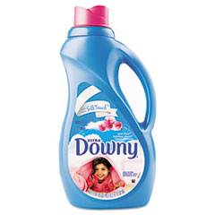 Downy Liquid Fabric Softener, Concentrated, April Fresh, 51oz Bottle, 8/Carton