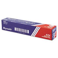 """Reynolds Wrap Heavy Duty Aluminum Foil Roll, 18"""" x 500 ft, Silver"""