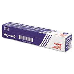 "Reynolds Wrap Metro Aluminum Foil Roll, Lighter Gauge Standard, 18"" x 500ft, Silver"