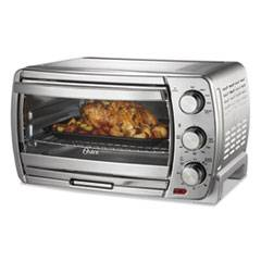 Oster Extra Large Countertop Convection Oven, 18.8 x 22 1/2 x 14.1, Stainless Steel