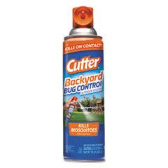 Diversey Cutter Backyard Bug Control Outdoor Fogger Spray, 16 oz Aerosol, 12/CT
