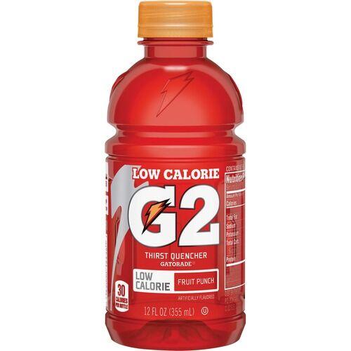 Gatorade Quaker Foods G2 Fruit Punch Sports Drink