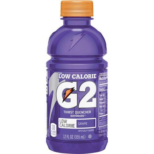 Gatorade Quaker Foods G2 Grape Sports Drink