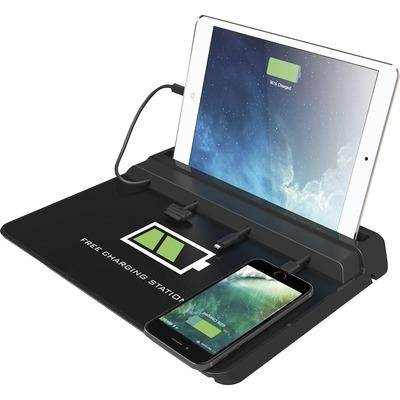 ChargeTech Tablet & Phone Charging Pad