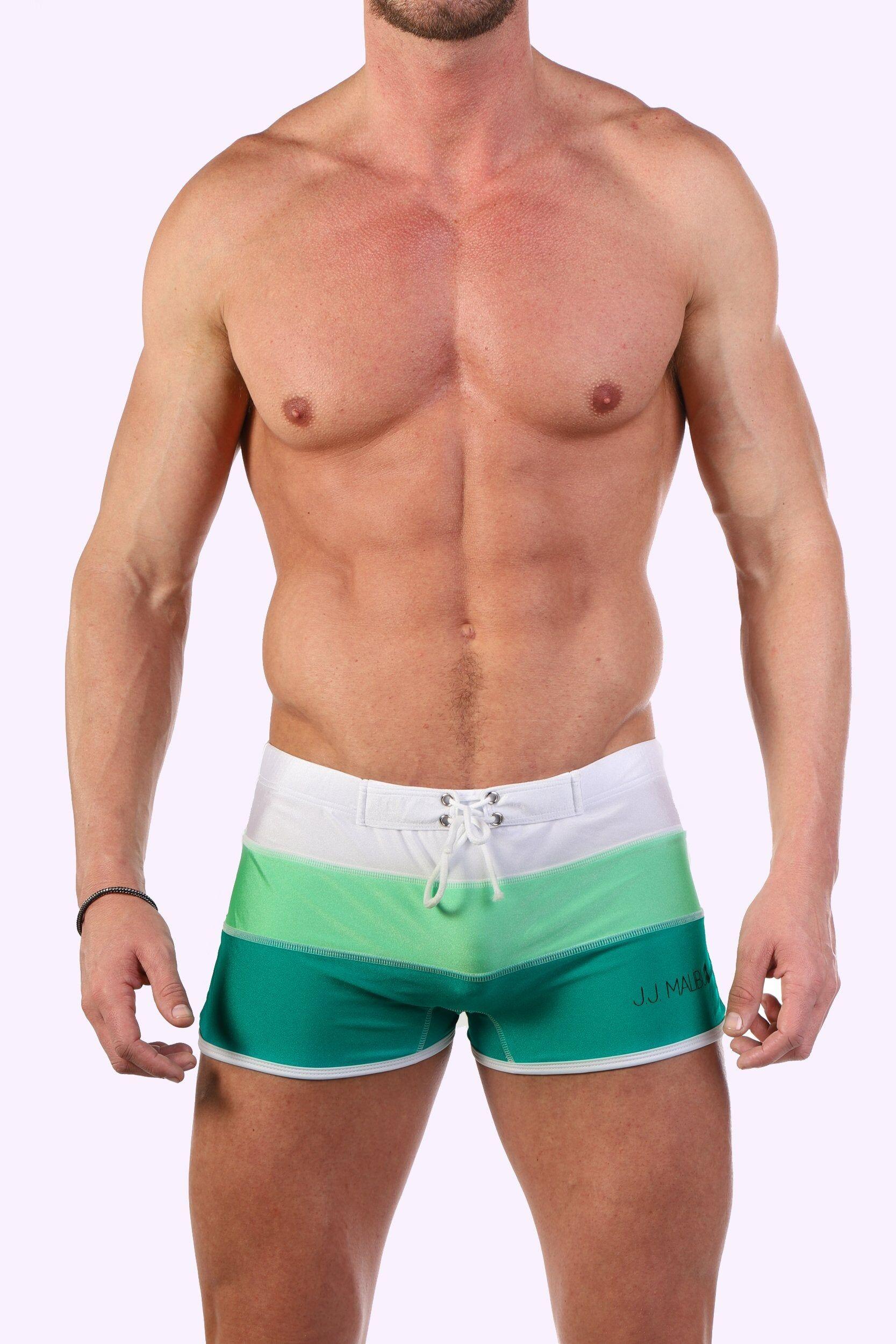 JJMalibu JJ Sporty Swim Trunk - Ibiza