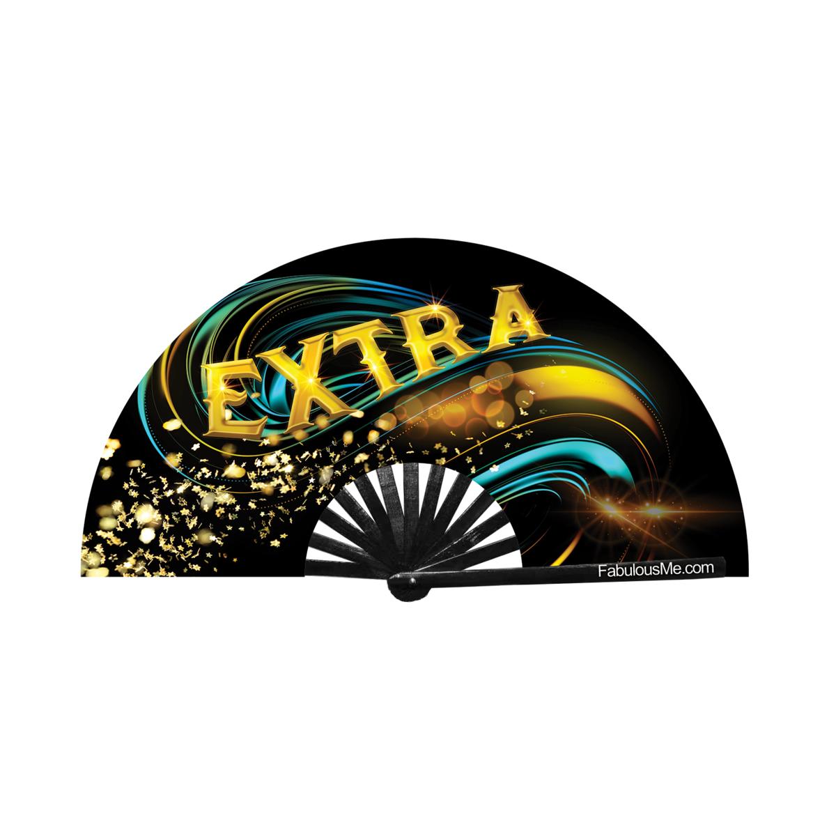 JJMalibu Extra Fan (UV Glow)