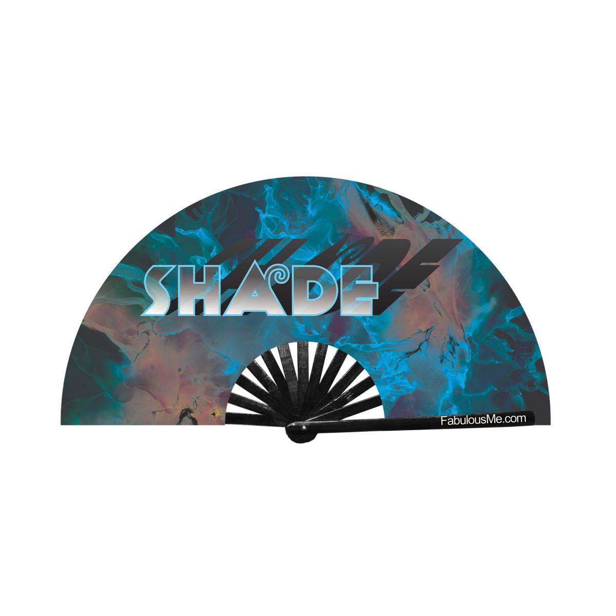 JJMalibu Shade Fan (UV Glow)
