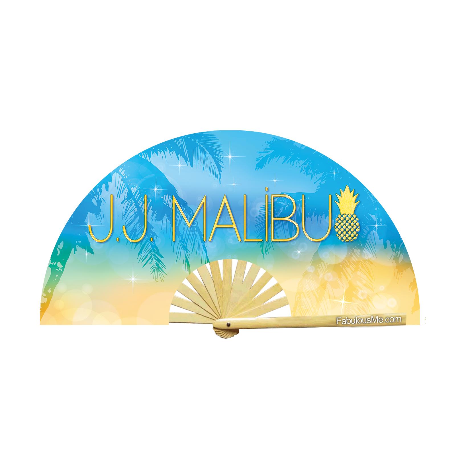 JJMalibu JJ Malibu Fan (UV Glow)