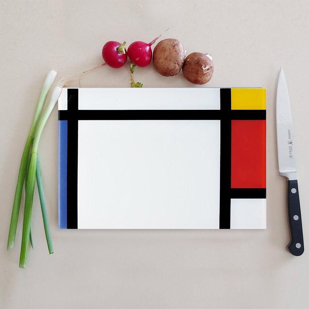 Mondriboard - Multipurpose Kitchen Board