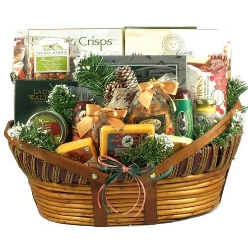 Gift Basket Village Giant Home for The Holidays Gift Basket