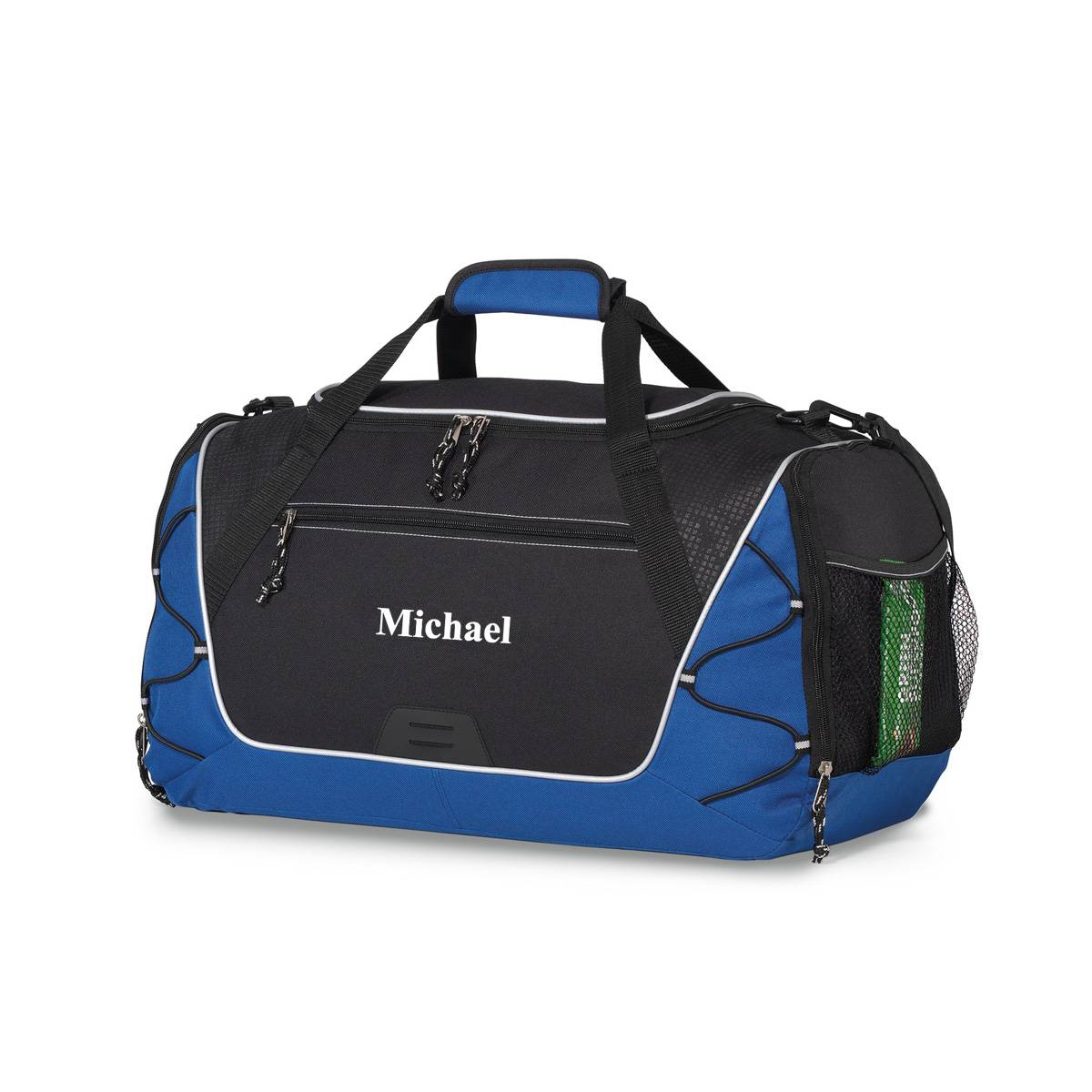 JDS Marketing & Sales Personalized Sports Duffel Bag
