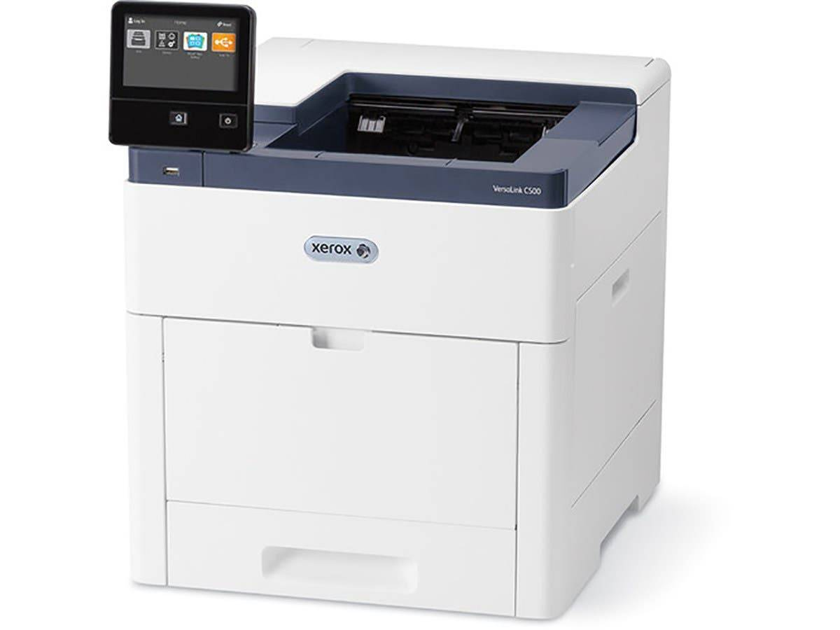Xerox VersaLink Color Laser Printer letter/legal up to 45ppm USB/Ethernet automatic 2-sided printing