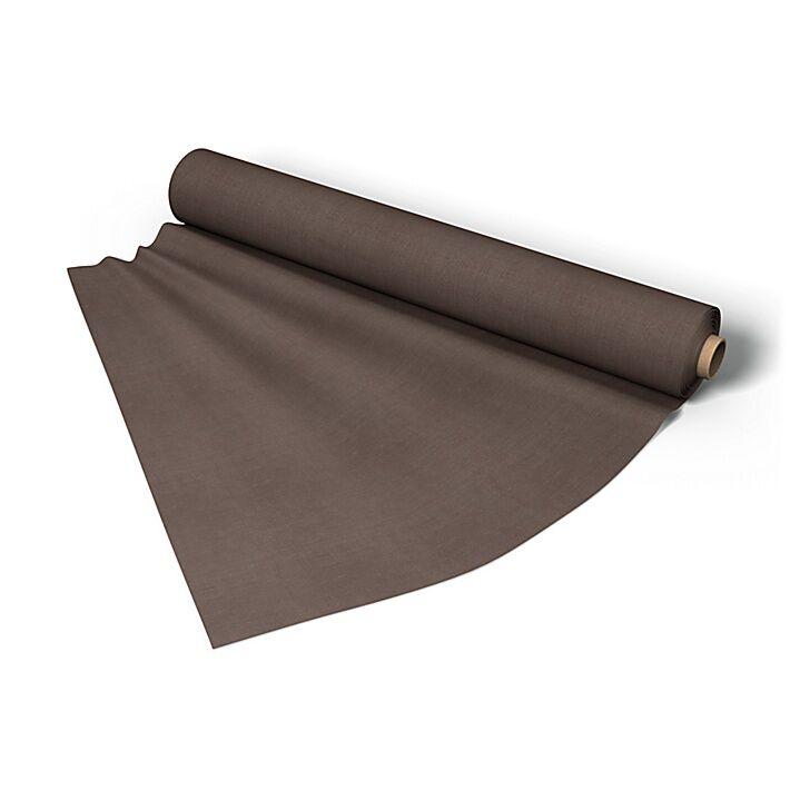 Bemz Fabric per metre, Cocoa, Linen - Bemz