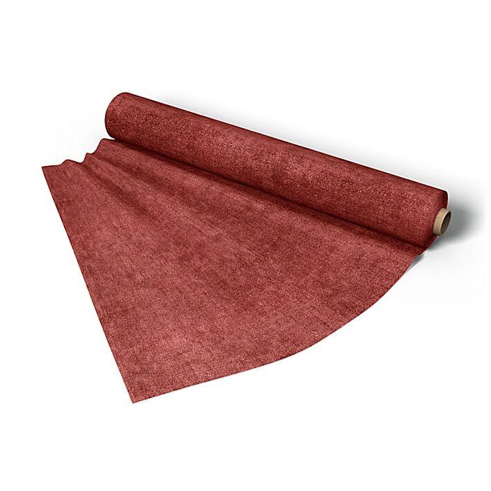 Bemz Fabric per metre, Garnet, Velvet - Bemz