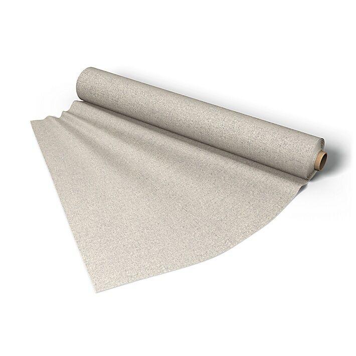 Bemz Fabric per metre, Silver Grey, Conscious - Bemz