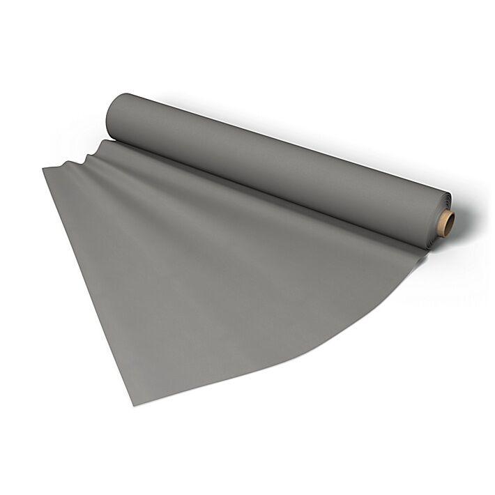 Bemz Fabric per metre, Zinc Grey, Linen - Bemz