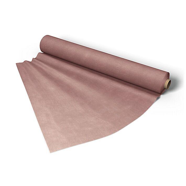 Bemz Fabric per metre, Clover Pink, Velvet - Bemz
