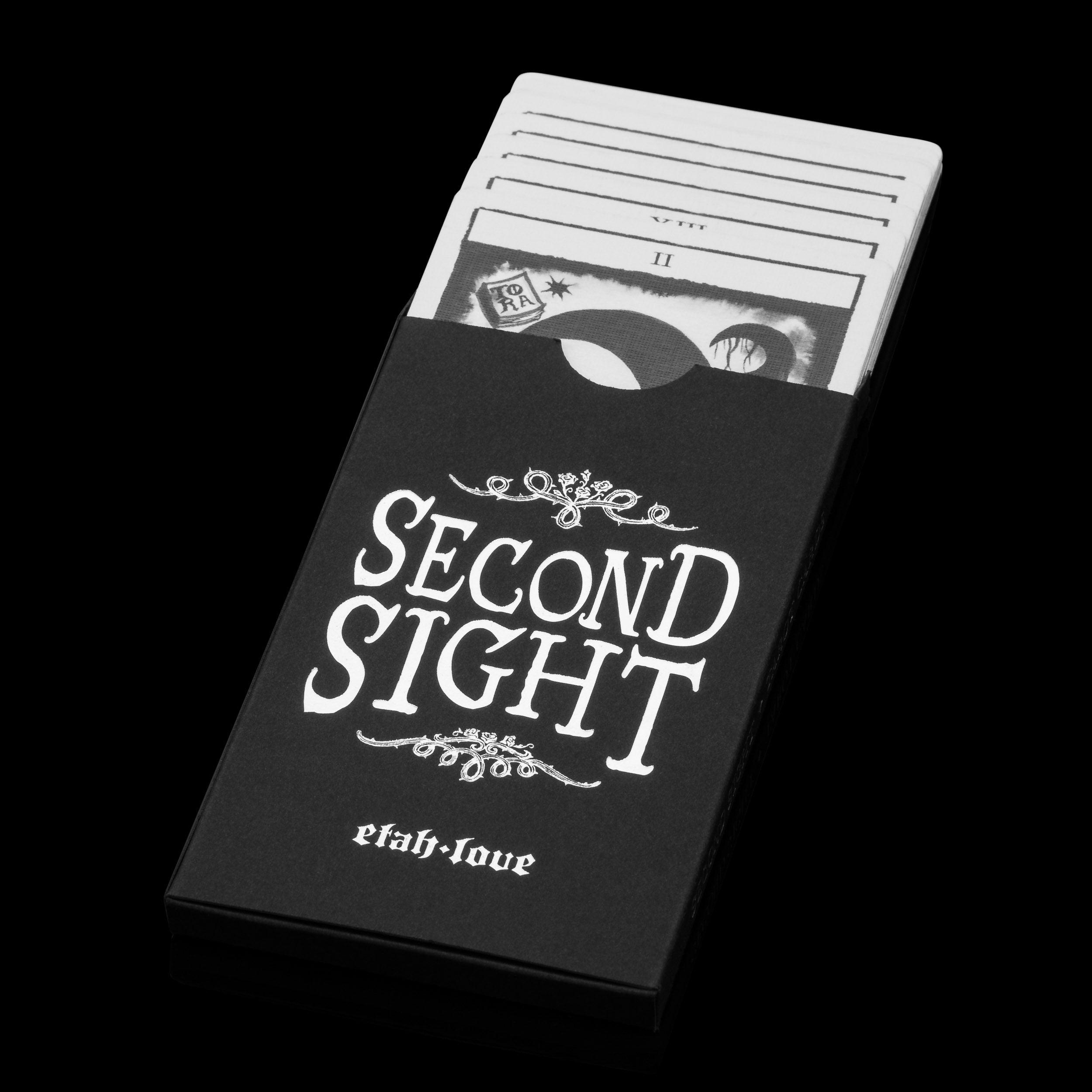 EtahLove Second Sight Tarot Cards