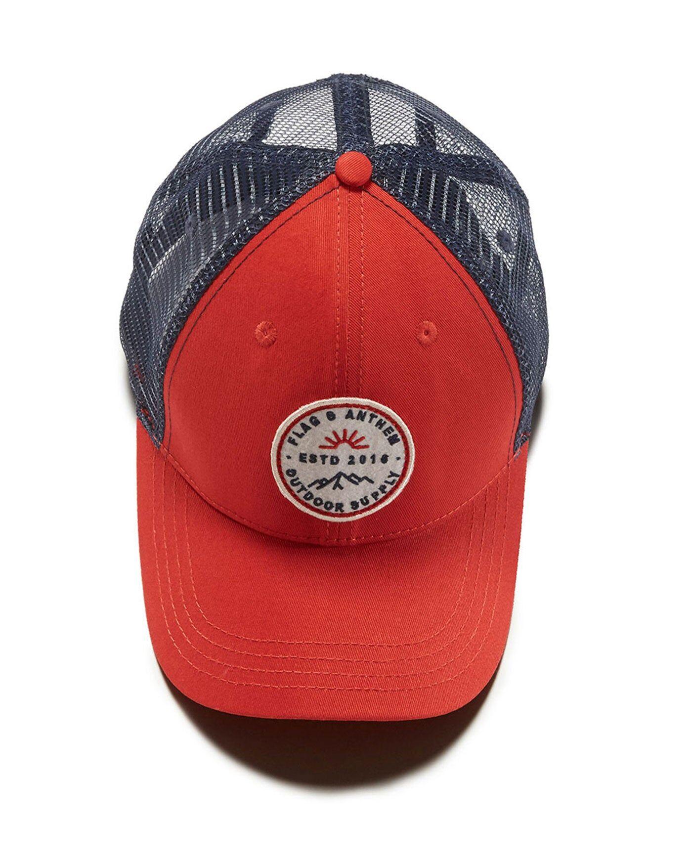 FlagAnthem EXPLORER TRUCKER HAT