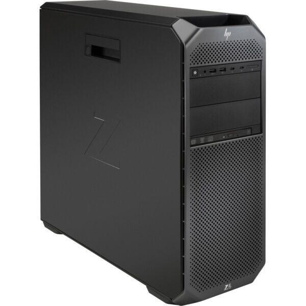 HP Z6 G4 Workstation - Intel Xeon Silver Octa-core 8 Core 4108 1.80 GHz - 8 GB DDR4 SDRAM RAM - 1 TB