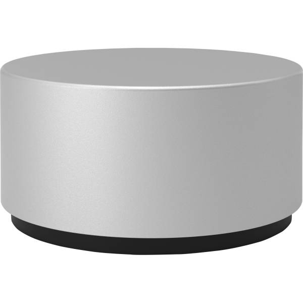 Microsoft Surface Dial 3D Input Device - Wireless - Bluetooth - Magnesium