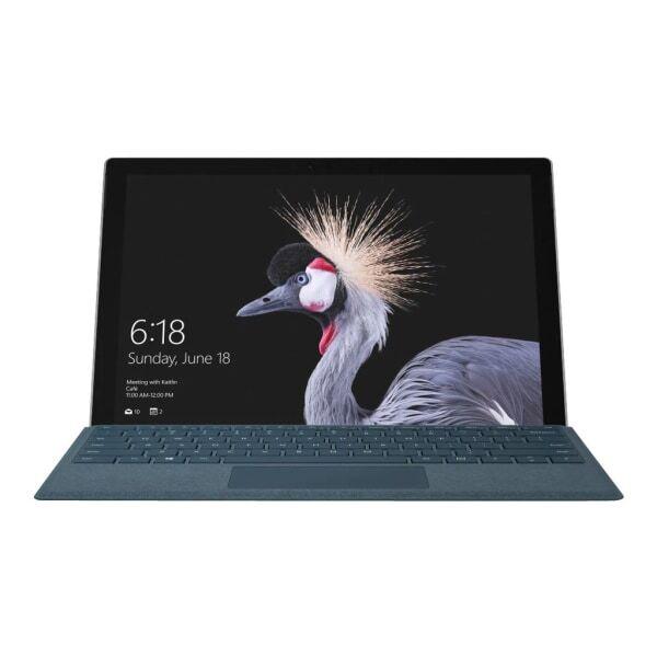 Microsoft Surface Pro - Tablet - Core i5 7300U / 2.6 GHz - Win 10 Pro 64-bit - 8 GB RAM - 256 GB SSD