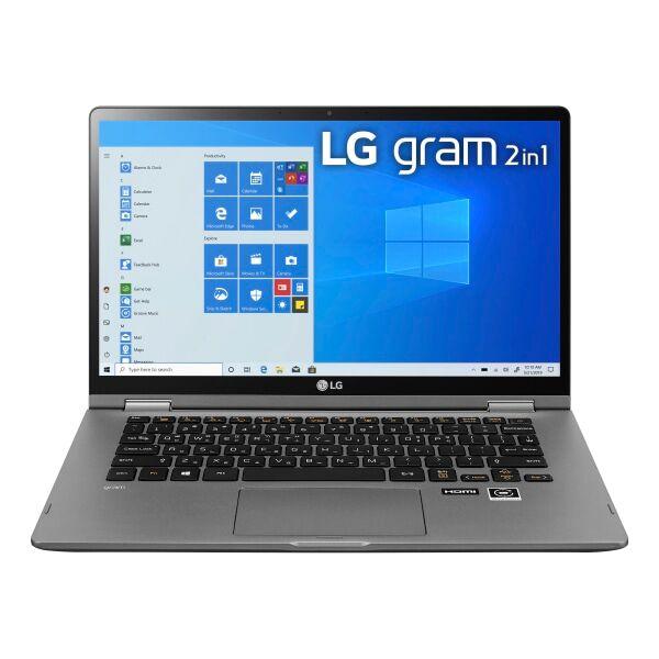 LG gram Ultra-Slim Convertible Laptop, 14