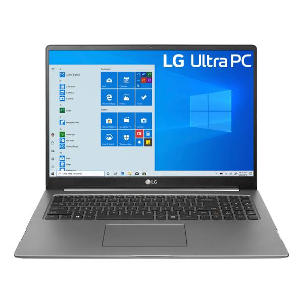 LG Ultra PC High-Performance Laptop, 17