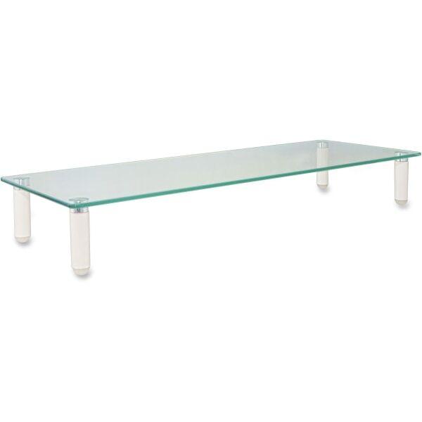Kantek Glass Monitor Riser, 3 1/4