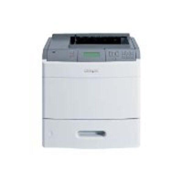 Lexmark T654dn - Printer - B/W - Duplex - laser - A4/Legal - 1200 x 1200 dpi - up to 55 ppm - capaci