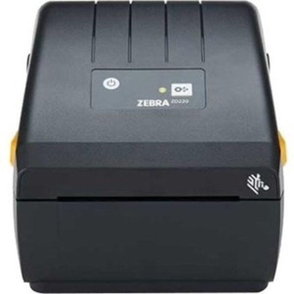 Zebra zd220 - Label printer - thermal transfer - Roll (4.4 in) - 203 dpi - up to 240.9 inch/min - US