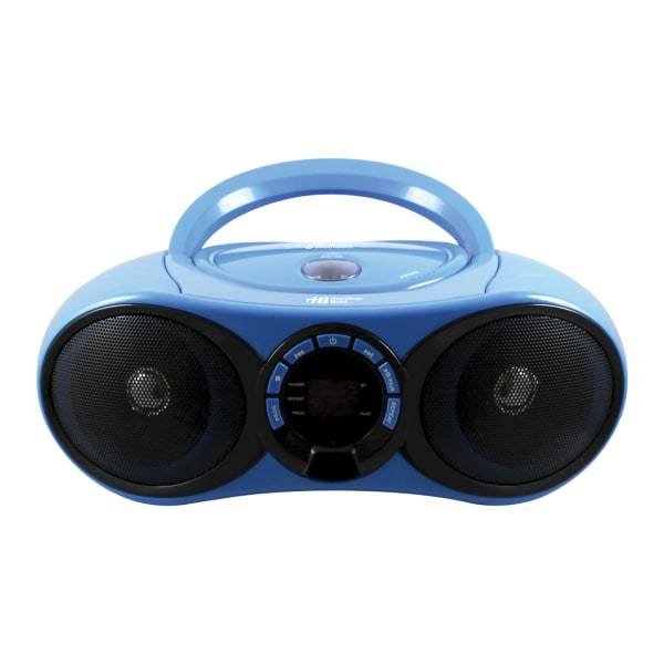 Hamilton Electronics HamiltonBuhl AudioMVP HECHB100BT2 CD Boombox With FM Radio And Bluetooth Receiv