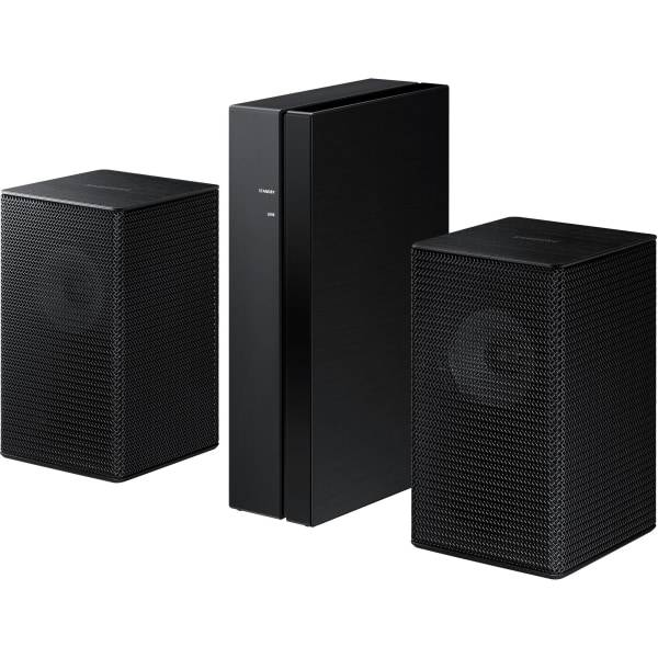 Samsung SWA-9000S 54W RMS 2.0-Channel Speaker System, Black