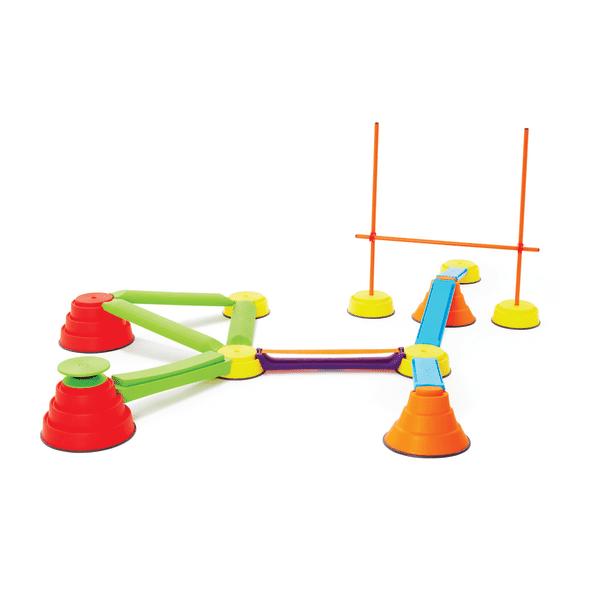 GONGE Build N Balance 23-Piece Advanced Set, Multicolor