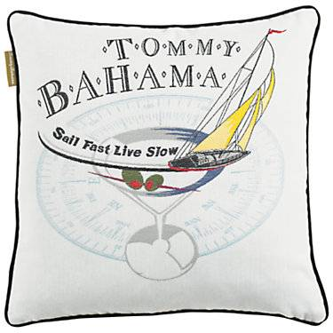 Tommy Bahama Outdoor Sail Fast Paradise Pillows by Tommy Bahama Outdoor