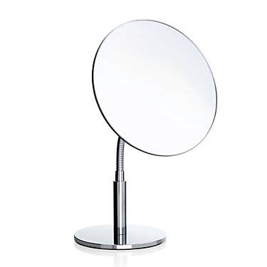 "Blomus Vista Flexible Arm Cosmetic Mirror, Polished by Blomus - 12.21"" h x 7.29"" w x 7.49"" d - BLM68848-POLISHED"