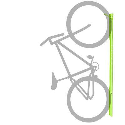 Steelcase Authentic Steelcase Turnstone Bivi Bike Hook - BVTS2BH-4799-WALL MOUNT