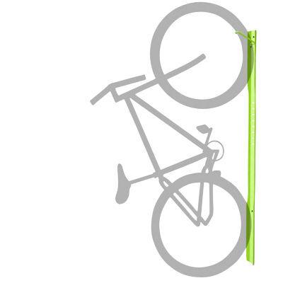Steelcase Authentic Steelcase Turnstone Bivi Bike Hook - BVTS2BH-4AQ8-WALL MOUNT