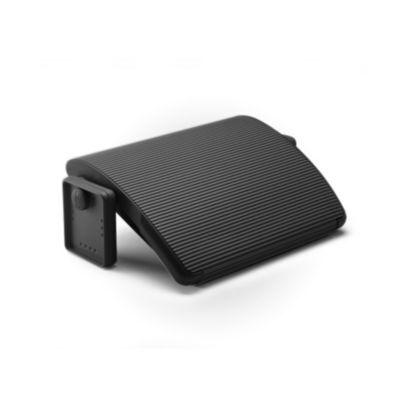 Steelcase Authentic Steelcase Adjustable Foot Rest - Black