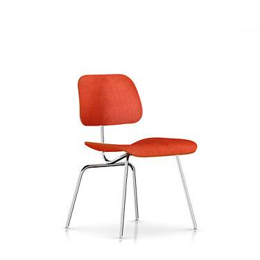 Herman Miller Authentic Herman Miller Eames Plywood Dining Chair with Metal Legs - DCM4711