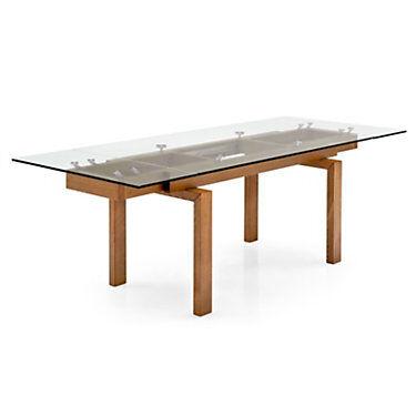 Calligaris Hyper XR Extendable Dining Table - Walnut