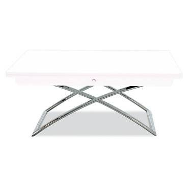 Connubia Magic-J Folding Coffee/Dining Table by Connubia - White