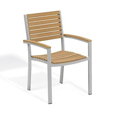 "Oxford Garden Travira Armchair Set of 4 by Oxford Garden - 33.5"" h x 21.5"" w x 22"" d - Wood - OX4TVCH-V4"