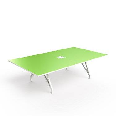 Scale 1:1 EYHOV Sport Conference Table, 9ft by Scale 1:1 - Green